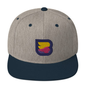 WPBuffs Gray cap