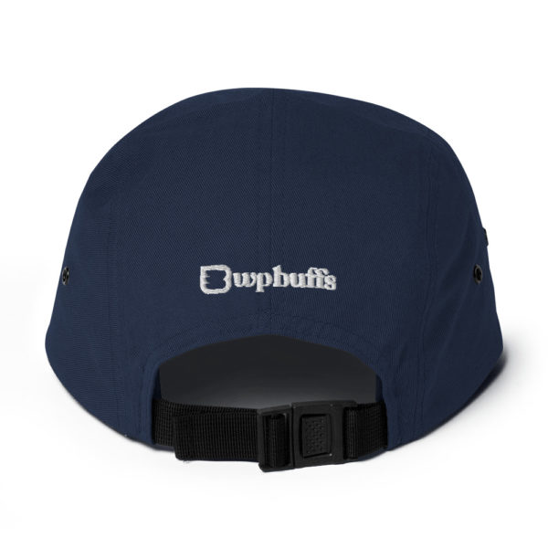 WPBuffs Navy blue cap back view
