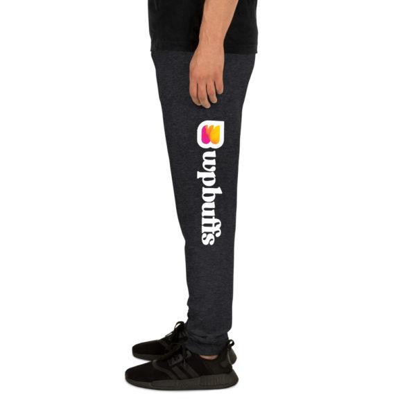 Black Jogger pants side view