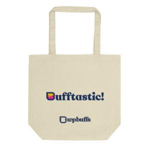 WPbuffs tote bag