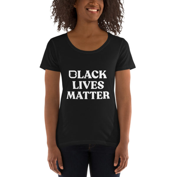 WPBuffs Black Lives Matter shirt
