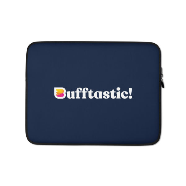 WPBuffs laptop sleeve