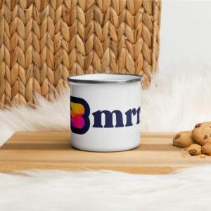 MRR enamel mug
