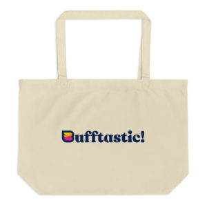 Bufftastic tote bag