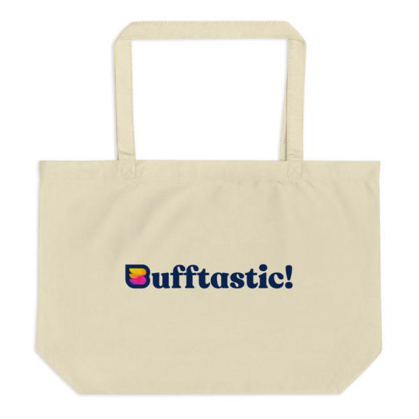 Bufftastic tote bag