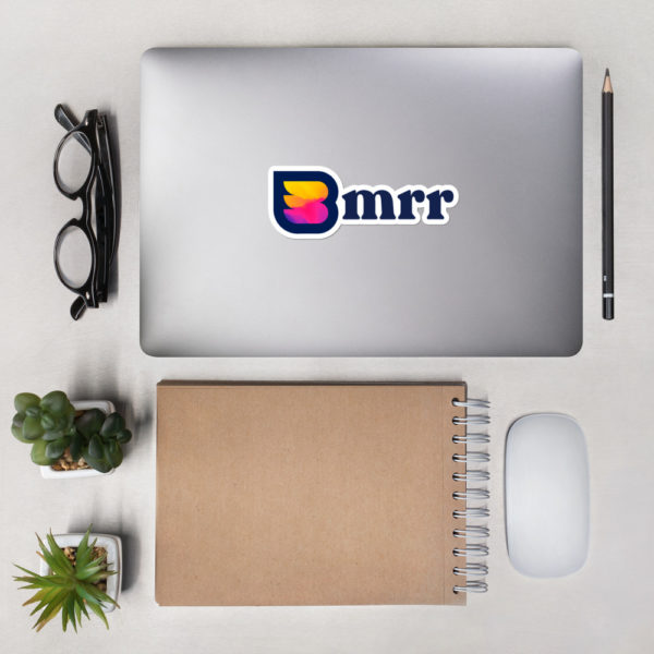 MRR sticker