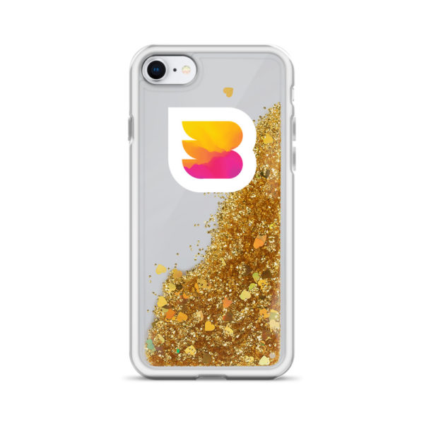 WP Buffs Liquid Glitter Phone Case
